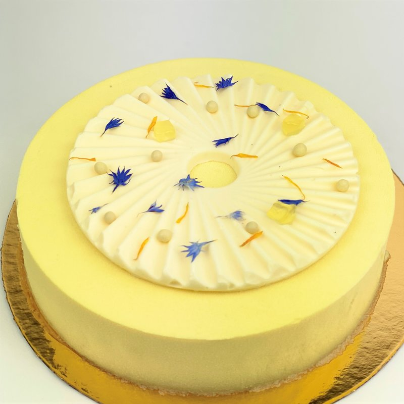 Entremet Love Lemon